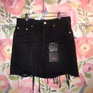 Levi's Skirts - Black Levi's skirt